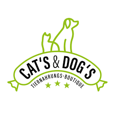 Logo - Cat´s & Dog´s Tiernahruns-Boutique